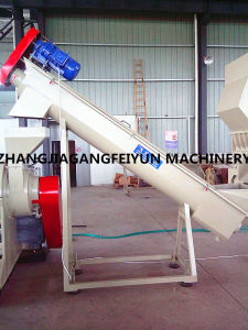 PP PE Plastic Film Recycling Cleaning Line pictures & photos