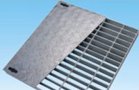 Galvanized Drainage Trench or Ditch Steel Cover pictures & photos