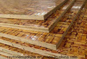 Bamboo Brick Pallet for Block Machine pictures & photos