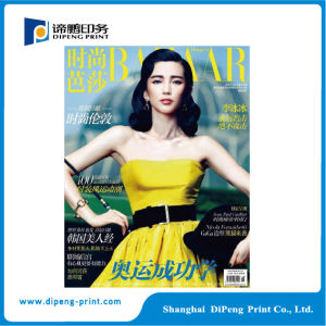 Four Color Women Magazine Printing pictures & photos