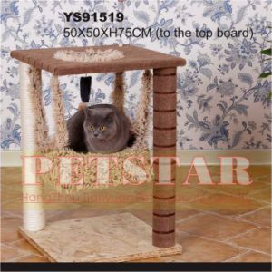Luxary Cat Tree Ys91519 pictures & photos