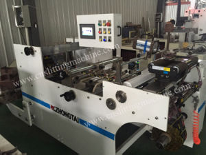 Shrink PVC Label Making Machine, Center Sealing Machine pictures & photos