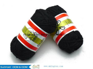 Popular Hot Sales Acrylic Handing Knitting Yarn Africa Market Wholesale Price pictures & photos