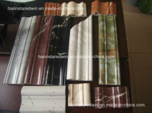 Interior Usage UV Marble Sheet, PVC Wall Panels pictures & photos