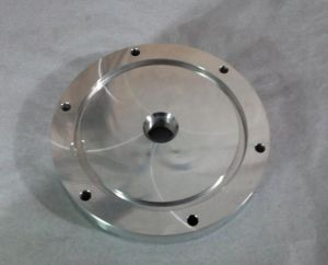 CNC Turning Alloy Steel Part pictures & photos