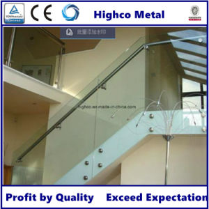 Stainless Steel Railing Glass Balustrade pictures & photos