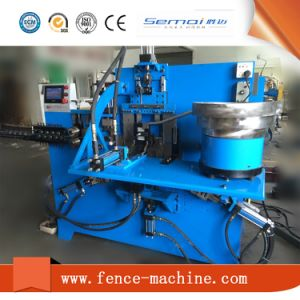 Wire Buckle Square Ring Making Machine pictures & photos