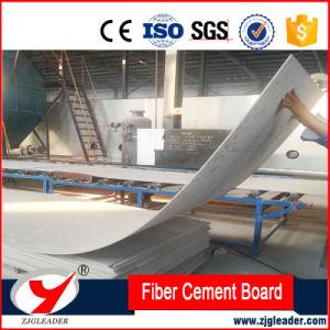 Partition Panel 100% Non Asbestos Fiber Cement Board pictures & photos