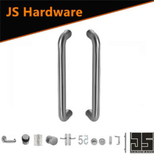 Entry Glass Door Stainless Steel Pull Handles pictures & photos