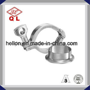 Stainless Steel Sanitary Pipe Fitting Tri Clover Clamp pictures & photos
