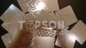 Stainless Steel Sheet Color Plate for Elevator Decoration pictures & photos
