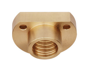Centrifugal Casting Flanging Gap Copper Sleeve