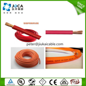 China Supplier PVC Insulated Welding Leading Wire 95mm2 pictures & photos