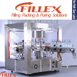 High Quality Hot Glue Melt OPP Labeling Machine pictures & photos