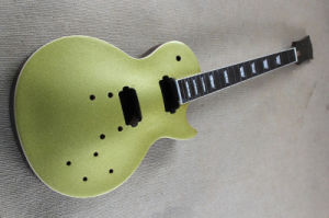 Hanhai/Gold Lp Standard Style Electric Guitar Kit (DIY Guitar Parts) pictures & photos