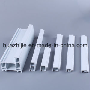 Cheap Price and Good Quality Extruded PVC Profile pictures & photos