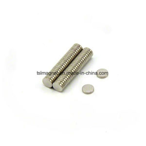 Permanent Sintered Neodymium/NdFeB Small Magnet pictures & photos