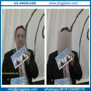 Controllable Smart Laminated Glass with Switchable Pdlc Film in Roll pictures & photos