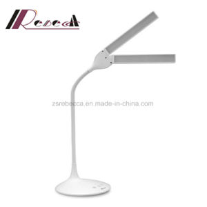 Modern Preferential Price Double Lamp Reading Table Lamp for Students pictures & photos