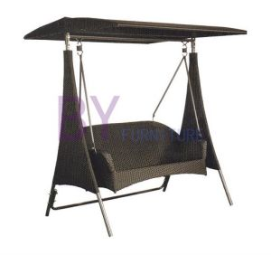 Hot Sale High Quality Outdoor Gazebo Swing pictures & photos