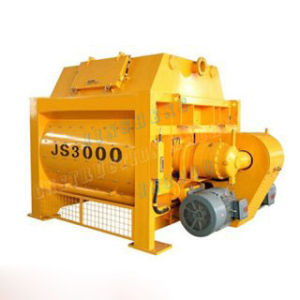 Leading Design Cement Mixer Js3000 with Professional Technology pictures & photos