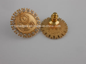 Custom Different Designs of Badges, Metal Badges (GZHY-KA-026) pictures & photos
