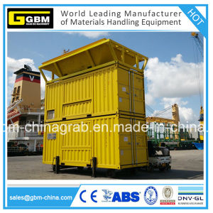 Mobile Containerized Weighting Bagging Machines for Bulk Cargo pictures & photos