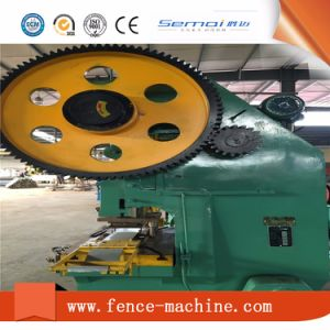 China Factory Concertina Razor Barbed Wire Making Machine Price pictures & photos