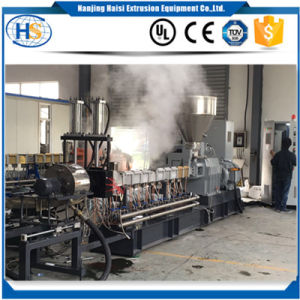 Tse-95b Plastic Wood Pellets Making Machine Price pictures & photos