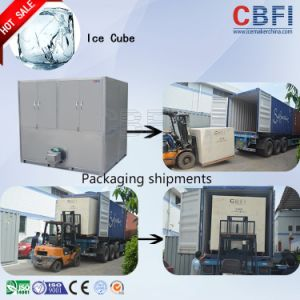 2 Tons Ice Cube Machine Making Cube Ice for Drinking pictures & photos