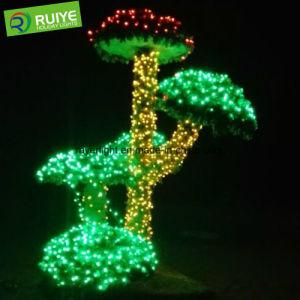 Light Show Christmas LED Cherry Blossom Tree Light Garden Decoration pictures & photos