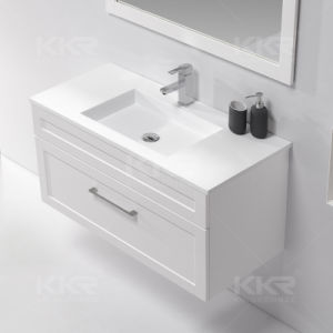 Bathroom Furniture Bathroom Sink with Wooden Cabinet pictures & photos