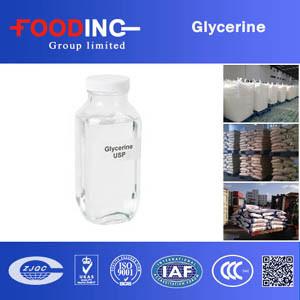 Food Grade Refined Raw Glycerine USP Grade 99.7% pictures & photos