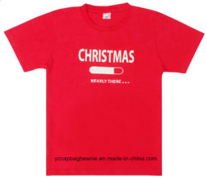 Wholesale Promotional Merry Christmas T Shirt pictures & photos