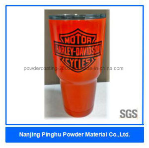 Red Epoxy Resin Powder Coatings and Paints pictures & photos