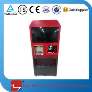 Multimedia Intelligent Automatic Cup Dispenser White Spirit Vending Machine pictures & photos