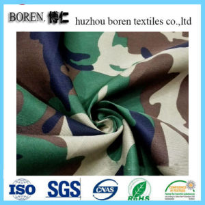 Promotional Camouflage Military Uniform Fabric Gabardine Fabric pictures & photos