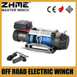 4WD off Road 12500lbs Portable Electric Winch with IP68 pictures & photos