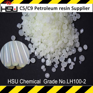 Environmental C5 Hydrocarbon Resin Hot Melt Adhesive Lh110-0 pictures & photos