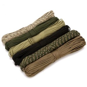 7-Strand Parachute Cord Nylon Military Survival Cordage Paracord pictures & photos