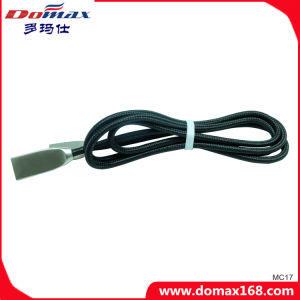 Nylon Material USB Cable for Mobile Ephone Cable pictures & photos
