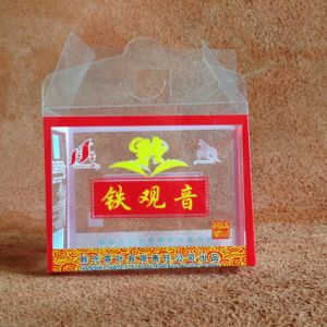 Custom Clear Plastic Box Retail Packing for Chinese Tea pictures & photos