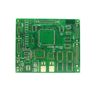 4 Layer Electronic Components Printed Circuit of Custom PCB pictures & photos