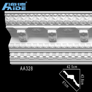 PU Crown Moulding, Cornice (AA328) pictures & photos
