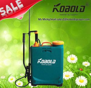16L Double Pump Knapsack Manual Sprayer pictures & photos
