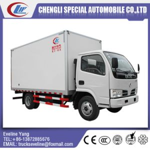 China Small Freezer Truck for Sale pictures & photos