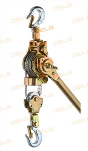 3ton Lever Wire Rope Pulley Small Crane pictures & photos