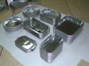 3003h24 Aluminum Foil for Food Container, Food Package pictures & photos