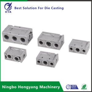 Aluminum Solenoid Valve Body pictures & photos