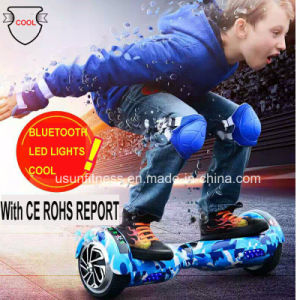 Two Wheels Remote Control Fashion Standing Hoverboard with Ce pictures & photos